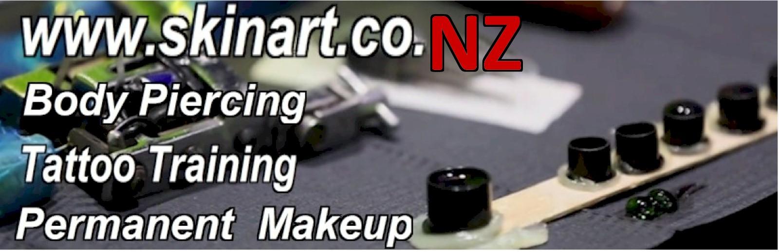 Tattoo and Piercing Training New Zealand